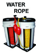 Water Rescue rope certified NFPA